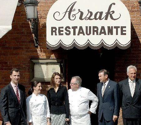 Restaurante 'Arzak'