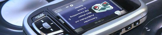 Móviles con MP3