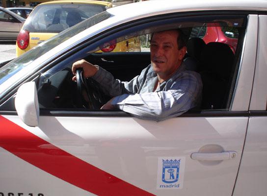Taxistas desprotegidos