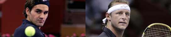 Federer  y Nalbandián