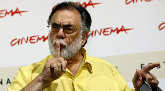 Coppola acalla rumores