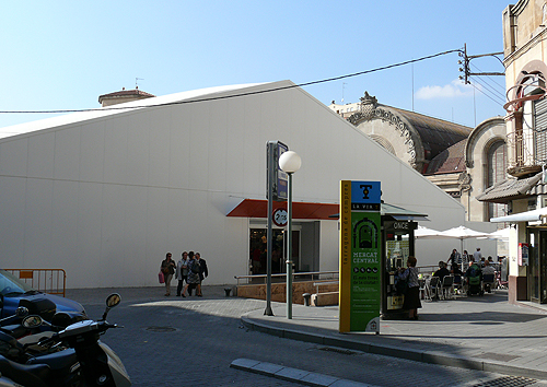 Mercado Provisional de Tarragona