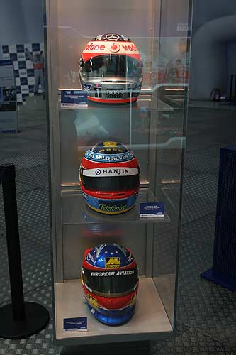 Consecuencia accidente Massa / mejorias en los cascos 695863