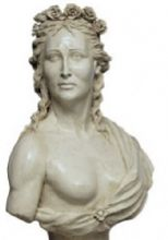 Un ejemplo de busto clásico