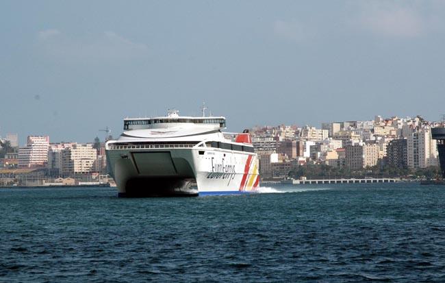Travesía marítima