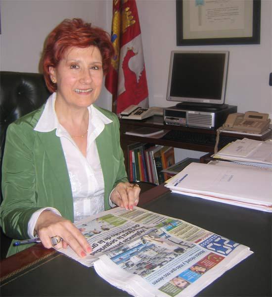 Alcaldesa de Cáceres