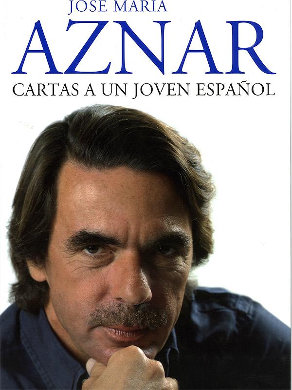Portada del libro de Aznar
