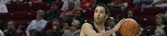 Juan Carlos Navarro durante un partido con Memphis