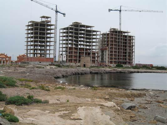El 'boom' inmobiliario muestra su agotamiento
