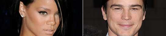 Rihanna y Josh Hartnett