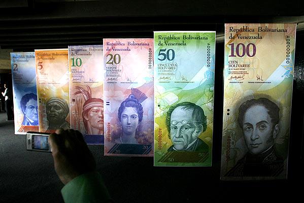 En Venezuela se produjo una hecatombe en el tipo de cambio del Bolívar