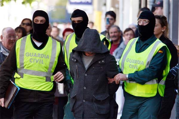 Detención de islamistas