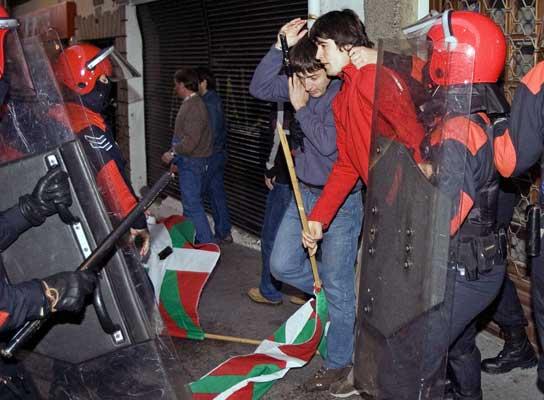 Incidentes en Hernani