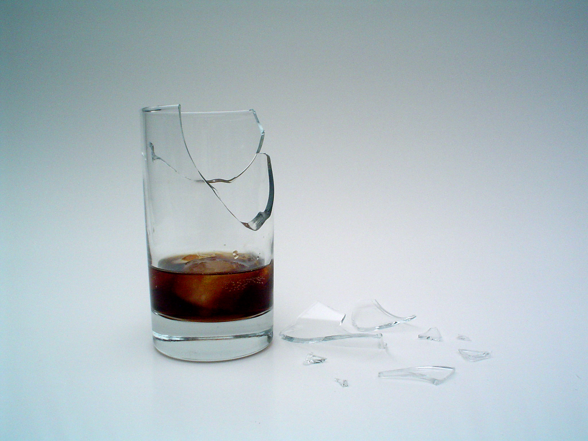 vaso roto