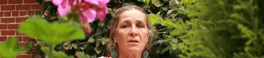 La escritora francesa Muriel Bonnet