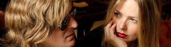 Nacho Vegas y Christina Rosenvinge