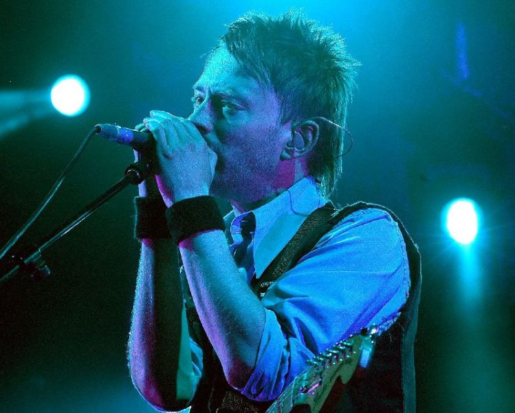 Vocalista Radiohead