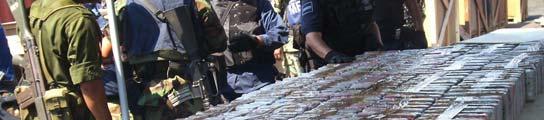 23 toneladas de cocaina en México
