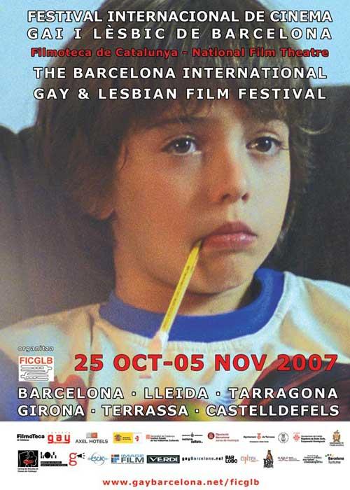 Ampliar fotoImagen del cartel del Festival de cine gay y lésbico de ...