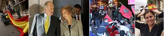Visita de los Reyes a Ceuta y Melilla