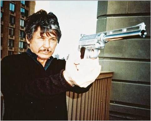 Charles Bronson en 'El justiciero de la ciudad'