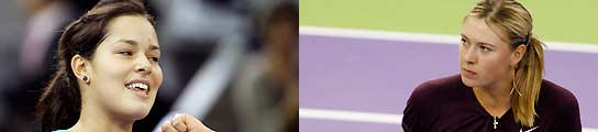 tenis sharapova ivanovic