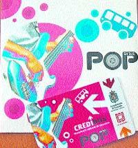 Música pop granadina a cambio de que nos enganchemos al bus