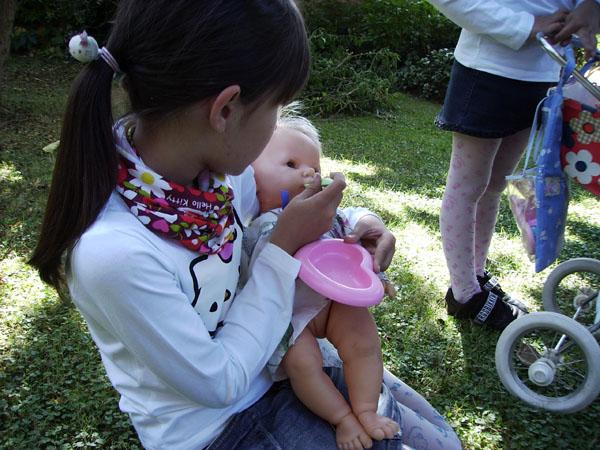 Niños y alimentación