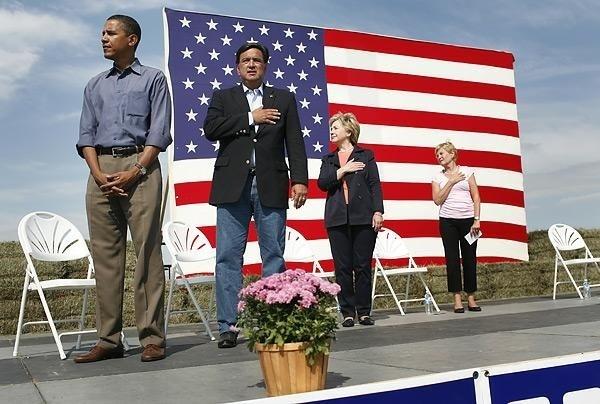 Polémica con Obama