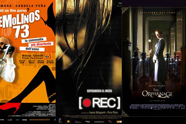 Posters remakes españoles