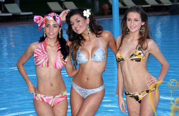 Miss Tierra 15. Naturaleza y belleza se dan cita este domingo en Filipinas, donde alrededor de 90 candidatas buscarán ser 'Miss Tierra 2007'. (miss earth)