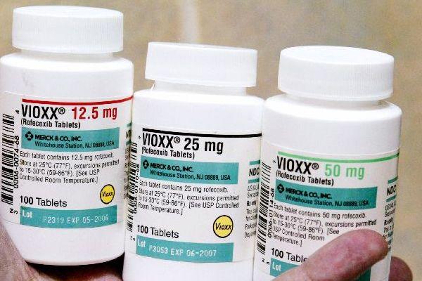 El analgésico Vioxx