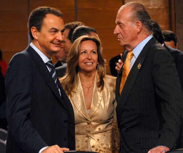 Zapatero en la Cumbre