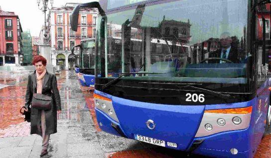 Nuevos precios del autobús