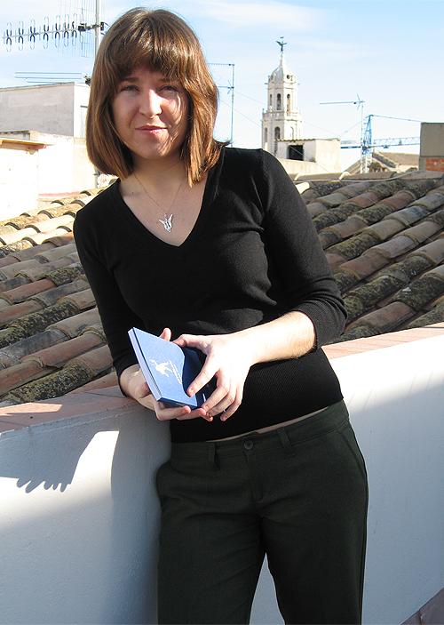 Raquel Casas, premiada con el XI Premio de Narrativa Corta para internet