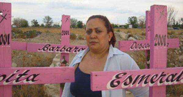 Mujer en Ciudad Juárez