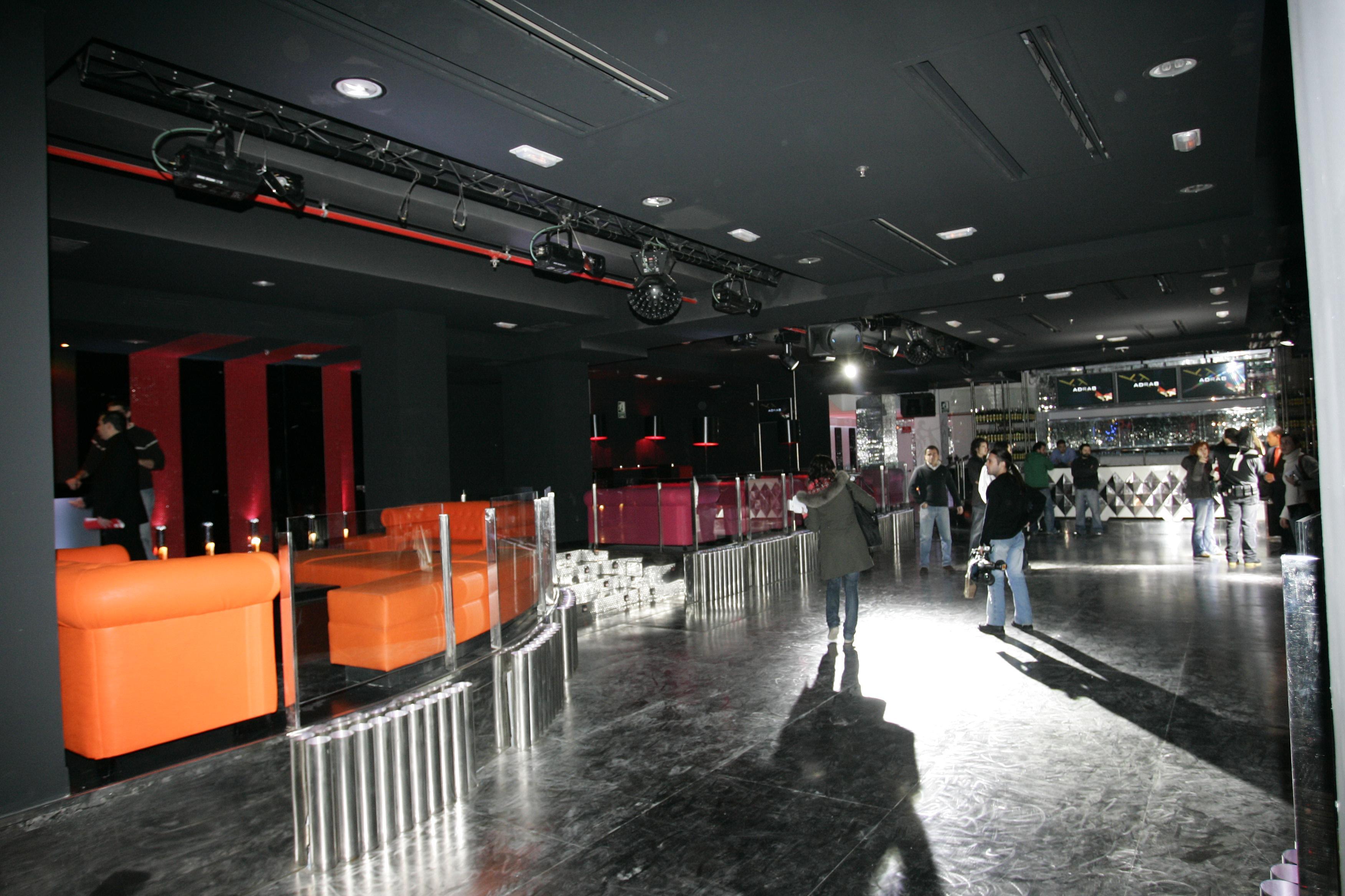 Discoteca Alcalá 20