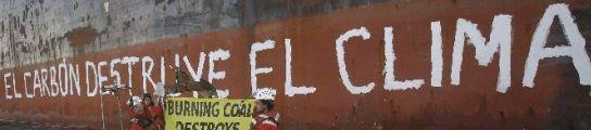 Siete activistas detenidos