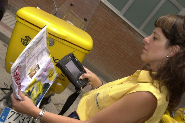 El sistema piloto automatizado de correos marab ii for Oficina de correos toledo