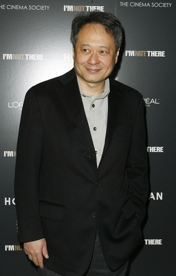 El director de cine Ang Lee