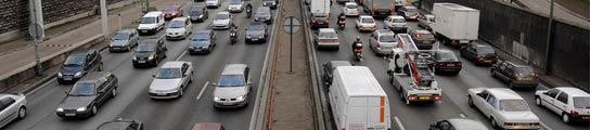 Atascos de tráfico