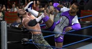 WWE 2008.