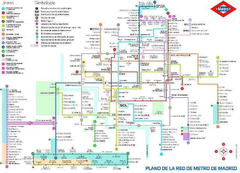 Un Lector Crea Una Lista Para Saber Cual Es La Peor Linea Del Metro