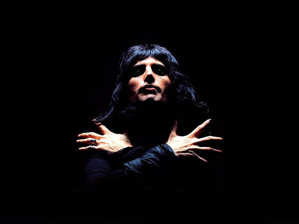 Freddy Mercury (Queen).