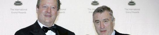 Al Gore y Robert De Niro