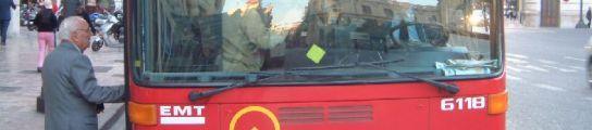 Autobus valencia 544