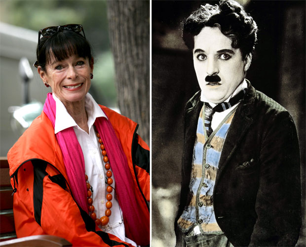 Geraldine Chaplin Fue Sano Pelearme Con Mi Padre Cuando Era Joven