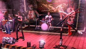 Guitar Hero III.