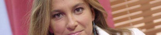 Patricia Gaztañaga es la presentadora de 'El diario...'