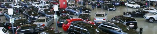 En la feria Expocar hay miles de vehículos de ocasión para elegir